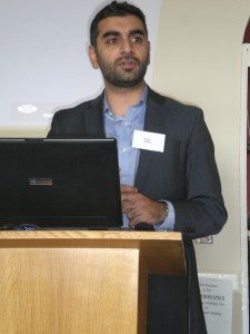 Omar Sheikh, Islamic Finance Council, Bromsgrove 2011